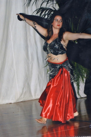 Belly Dancing show